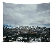 West Needle Mountain Tapestry