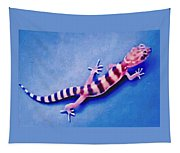 Western Banded Gecko Tapestry