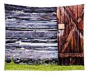 Western Door Tapestry