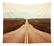 Western Road Tapestry