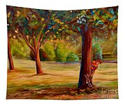 Westmount Park Montreal Tapestry