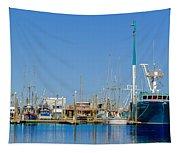 Westport Docks Color Tapestry