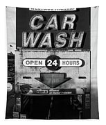 Westside Highway Car Wash Nyc Tapestry