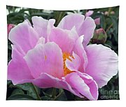 What's In A Name - Bowl Of Beauty Peony Tapestry