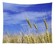 Wheat Trio Tapestry