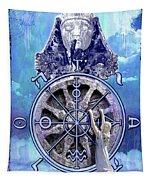 Wheel Of Fortune Tapestry