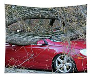 When A Tree Falls Tapestry