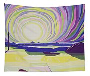 Whirling Sunrise - La Rocque Tapestry