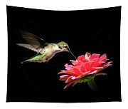Whispering Hummingbird Tapestry