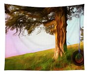 Whispers Of The Wind Tapestry