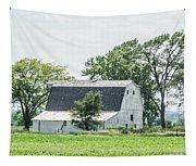 White Barn Tapestry