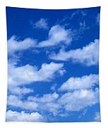 White Clouds Tapestry