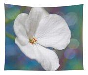 Winter White Geranium  Tapestry