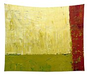 White Green And Red Tapestry