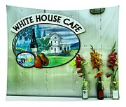 White House Cafe Tapestry