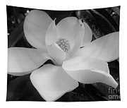White - Magnolia - Beauty Tapestry