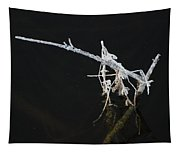 White Stick Tapestry