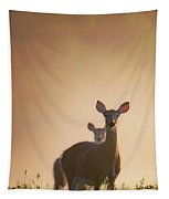 White-tailed Deer 2016 Tapestry