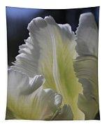 White Tulip 2 Tapestry