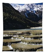White Water River - Lijiang Tapestry