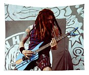 White Zombie 93-jay-0349 Tapestry