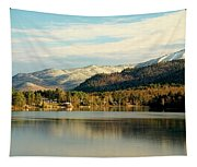 Whiteface Dusting Tapestry