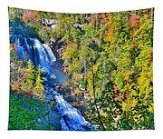 Whitewater Falls North Carolina Tapestry