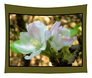 Who Here Has Seen Apple Blossoms In Late Summer Tapestry