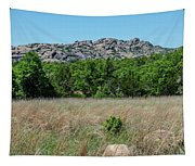 Wichita Mountains Wildlife Refuge - Oklahoma Tapestry