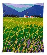 Wicklow Meadow Ireland Tapestry