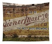 Wiener Maerzen Beer Sign Victor Co Img_8703 Tapestry
