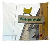 Wienerwald In Salzburg Tapestry
