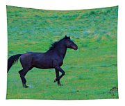 Wild And On The Go Tapestry