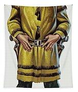 Wild Bill Hickok Tapestry