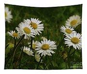 Wild Daisies Tapestry