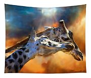 Wild Dreamers Tapestry