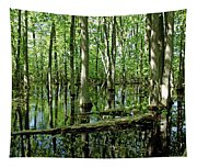 Wild Goose Woods Pond Tapestry