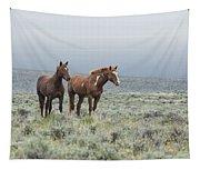 Wild Horses - Steens 1 Rw Tapestry