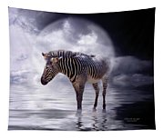Wild In The Moonlight Tapestry
