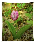 Wild Orchid Tapestry