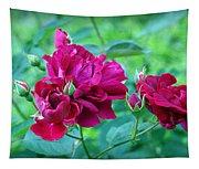 Wild Roses Tapestry