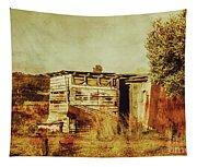 Wild West Australian Barn Tapestry