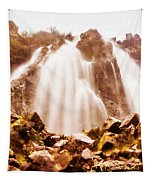 Wild West Water Fall Tapestry
