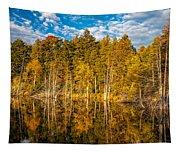 Wilderness Pond 3 Tapestry