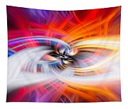 Wildfire Lights Tapestry
