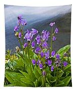 Wildflower Cascade Tapestry
