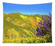 Wildflower Power Tapestry