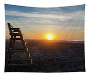 Wildwood New Jersey - Peaceful Morning Tapestry
