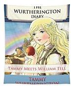 William Tell Cover Art Tapestry