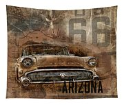 Williams Buick 2 Tapestry